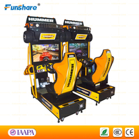 Funshare coin operated arcade play racing car games online video game machine