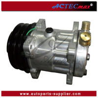 auto AC Compressor with AA Clutch SANDEN 7H15 8220 for UNIVERSAL