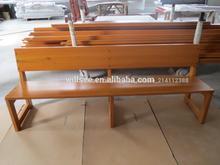 CH-B076- 2, em madeira banco da igreja, banco de igreja, cadeira da igreja, igreja móveis