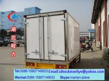 5 ton freezer truck xiaobawang refrigerator truck mini fridge