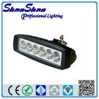 18W 10-30V Cree LED Work Light for Truck/spot beam work light
