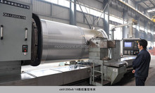 High quality steel rolling drum for roll wire rope with high work class