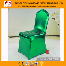 most fashinable chair cover for wedding chair decoration