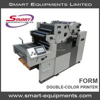 continuous form laser printer