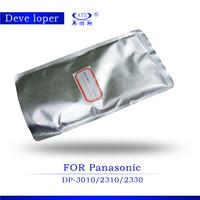 best selling high quality copier developer dp2310 compatible for panasonic dp2310 developer