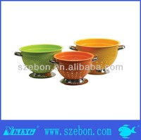 Stainless Steel high quality pictures of fruit basket,large,painting