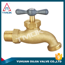 shower head faucets CW617n material with forged blasting female with ppr full port one way nickel-plated polishing with union