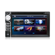 Pioneer double dins car dvd player with bluetooth DVD VCD NO GPS