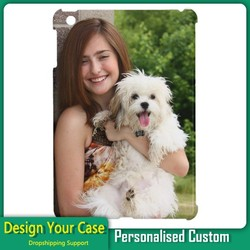 Hard PC 3D image protective case for ipad case for ipad mini 1/2/3