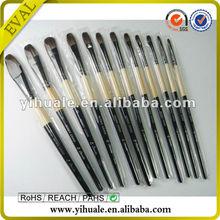 oil painting brush pen and art brush