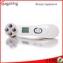 Home use galvanic facial machine facial massager e light IPL RF beauty equipment