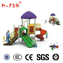 cheap children plastic outdoor playset for sale