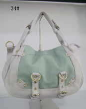 Fashion Style High Quality Laser Punched Brand Handbag Online