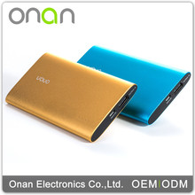 Dual Output power bank charger mini power bank For Sumsung,HTC,Nokia,Iphone,Android Phone,Smartphone