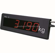 electronic LED weighing scoreboard for sale