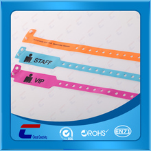 New Product Factory price rfid Ultralight fabric wristband disposable bracelet made in China