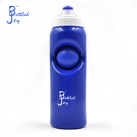 shenzhen factory directly provide ball shaped camping water bottle recycled plastic bottles wholesale