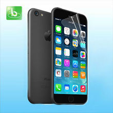 New arrival! Manufacturer factory sell directly high clear and smooth for iphone 6 screen protector