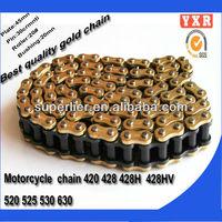 hot sale bajaj motorcycle chain sprocket kit,chain sprocket 530 motorcycle chain,transmission kit 428h motorcycle drive chain