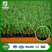 Wuxi verde césped decorativo hierba césped artificial para perro esteras