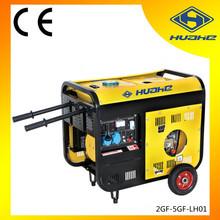 small portable diesel generator 5 kva,electric generator diesel