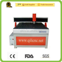 jinan hongye acrylic mini saw advertising cnc engraving machine 1212 3d advertising cnc router