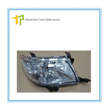 genuine competitive price and quality wholesale auto head lamp for Toyota HILUX VIGO 12