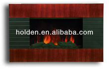 CE safety device homeuse wall mounted electric fireplace