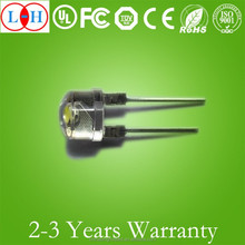 CE UL Fcc ROHS Approval Common RG RB RGB Long Leg Straw Hat Top 8mm Light Emitting Diode