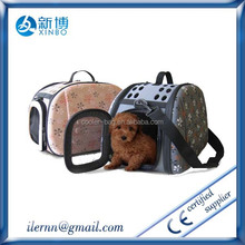 Dorable service 600D oxford pet carrier bags