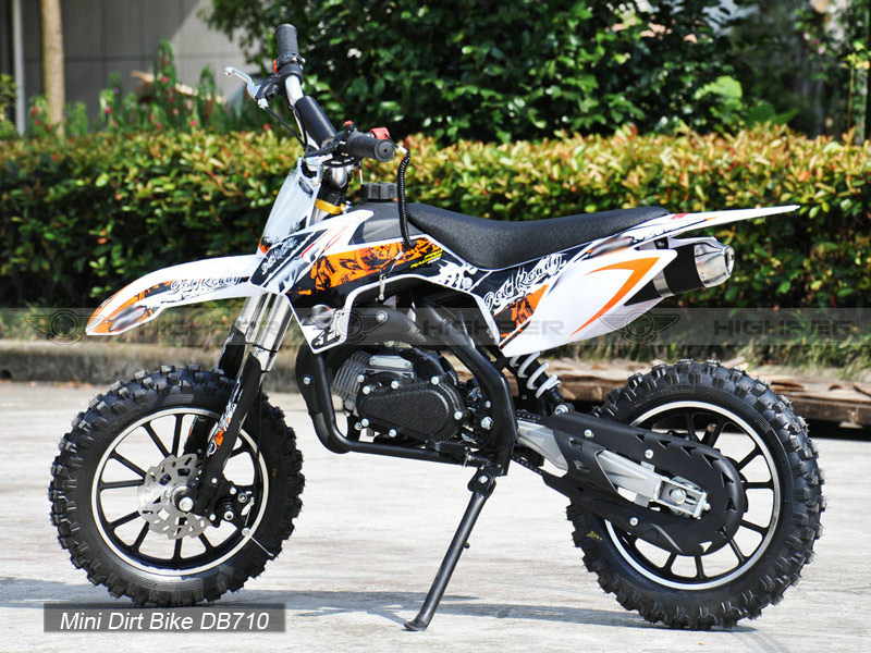 150cc, 200cc, 250cc Off Road Use Motorcycle(DB609)