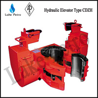Drill pipe or tubing Hydraulic Elevator with bushing