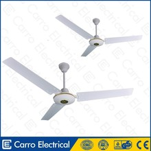 Quality and quantity assured rational Construction ceiling fan specifications DC-12V48-C with brushless dc motor