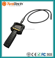 Hand Held Industrial Car Engine Drain Pipe/Sewer Snake Inspection Video Camera Endoscope