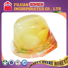 OEM china mixed real fruit assorted fruit yummy jelly