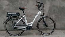 city electric bicycle ebike mid bafang max motor bosch shape made in China