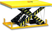 SKYSCRAPING TOWER Small Hydraulic Scissor Lift Table Heavy Loading Capacity Light weight