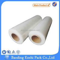 HOT SELL LLDPE pallet 1000mm xxxl stretch wrap film