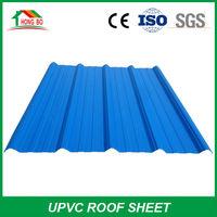 Carbon Fiber UPVC Roofing Tile