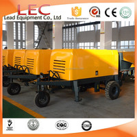 LHBT80-11RS good price of small portable concrete pump