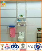 wholesale BYN durable bathroom shelf over toilet SZ