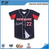 Custom Sublimation China Wholesale Cheap Baseball Jerseys
