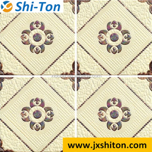 Different feeling of bathroom marble floor tiles