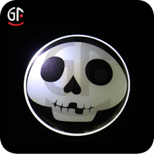2015 New Items Arts And Craft Durable Magnetic Flashing Badge