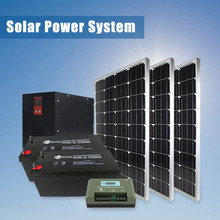 2015 new 350w high quality Solar Energy System with technology support