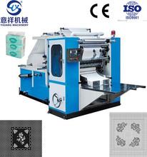Automatic Box Tissue Paper Making Machine