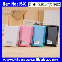 mobile phone accessory new products 2014 shenzhen power bank manufacturer