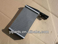 NEW LAND ROVER DEFENDER HEATER RADIATOR UTP1725 STRAIGHT PIPES TDI 90 110 200 300