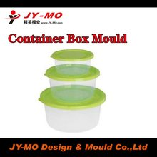 New plastic food container mould for 2012