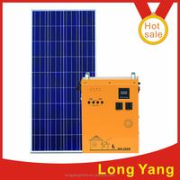 zhongshan longyang 450w hight efficiency solar power generator for home electronics use modified sine wave